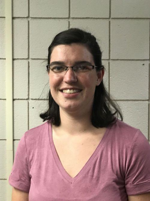 Erin Schramm, Assistant Director: Infant/Toddler