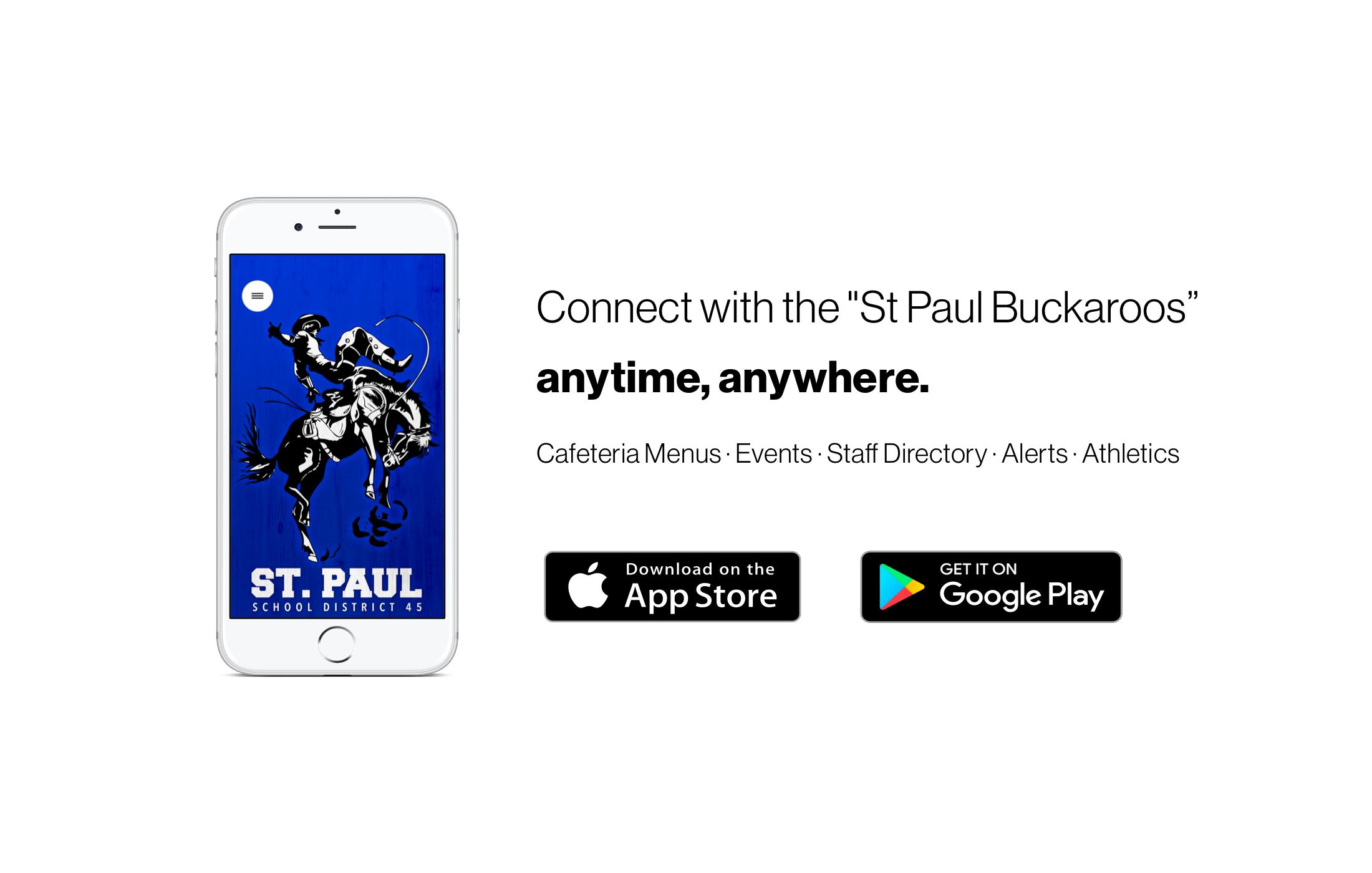 App Banner for St. Paul School District