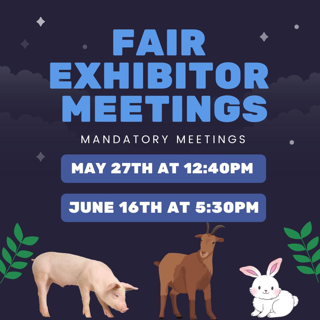 Fair meeting