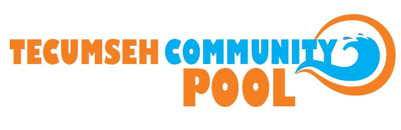 Tecumseh Community Pool Logo
