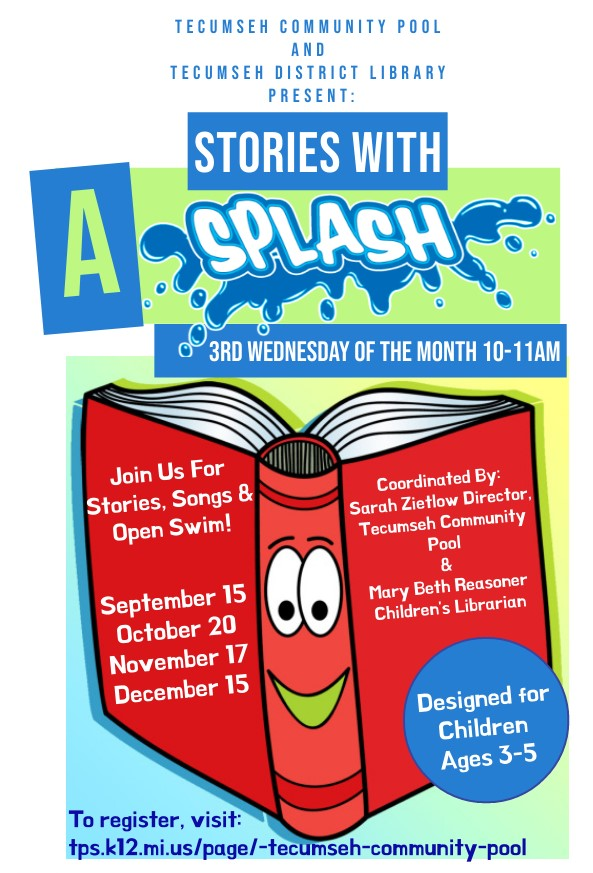stories with a splash