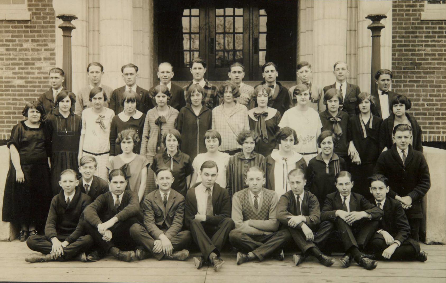 previous alumni class