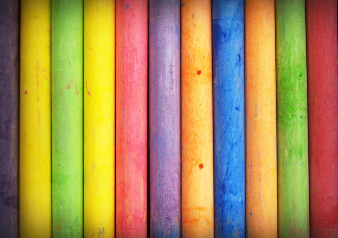 Row of Chalk