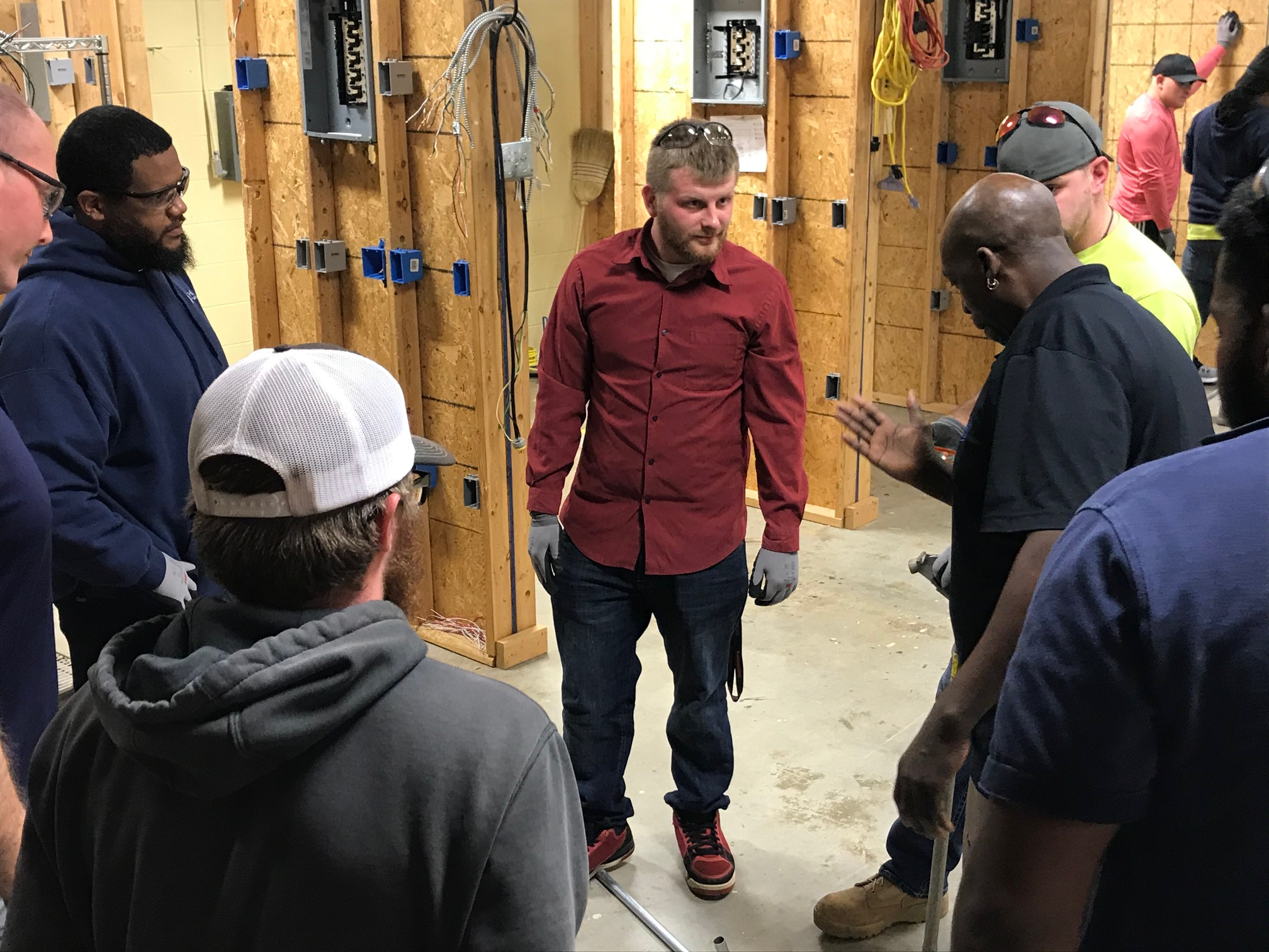 ADULT EDUCATION AND APPRENTICESHIP PROGRAMS