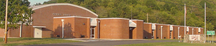 Forks River Building in panoramic view