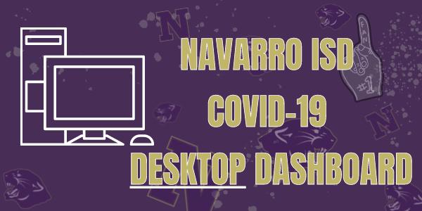 DESKTOP COVID DASHBOARD