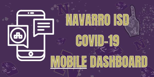 MOBILE COVID DASHBOARD
