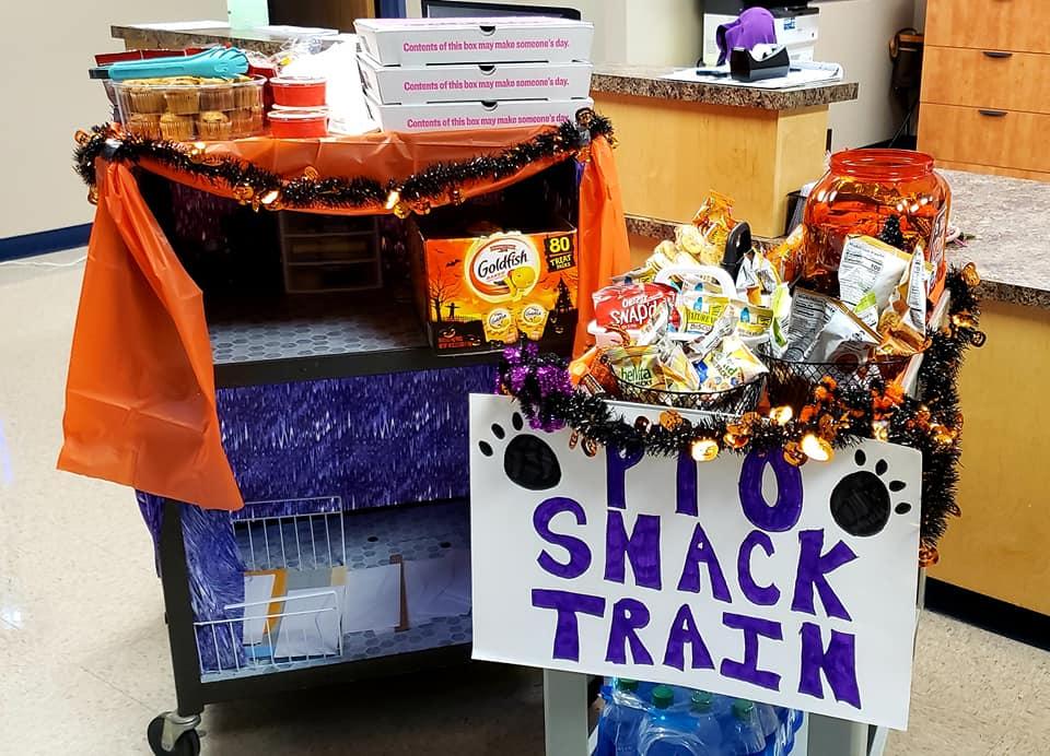 PTO Snack Train