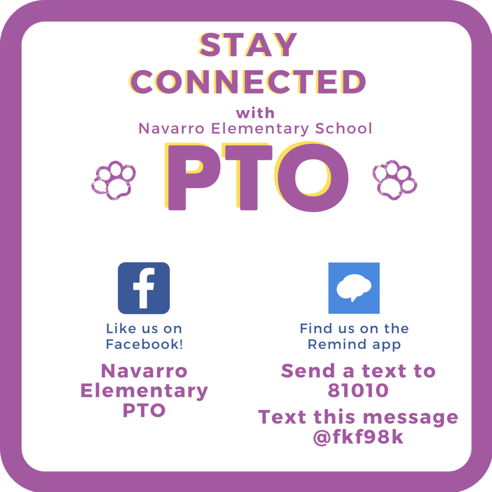 Stay Connected with us!