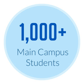 1,000 Main Campus Students