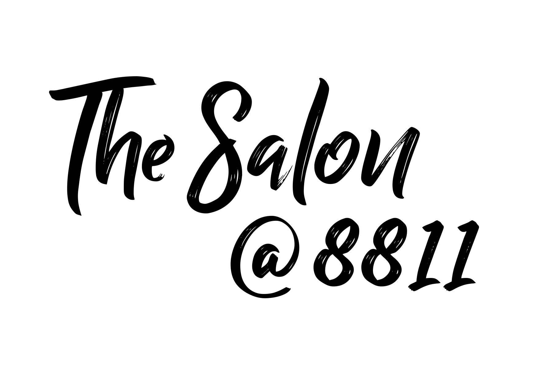 The Salon @8811 Logo
