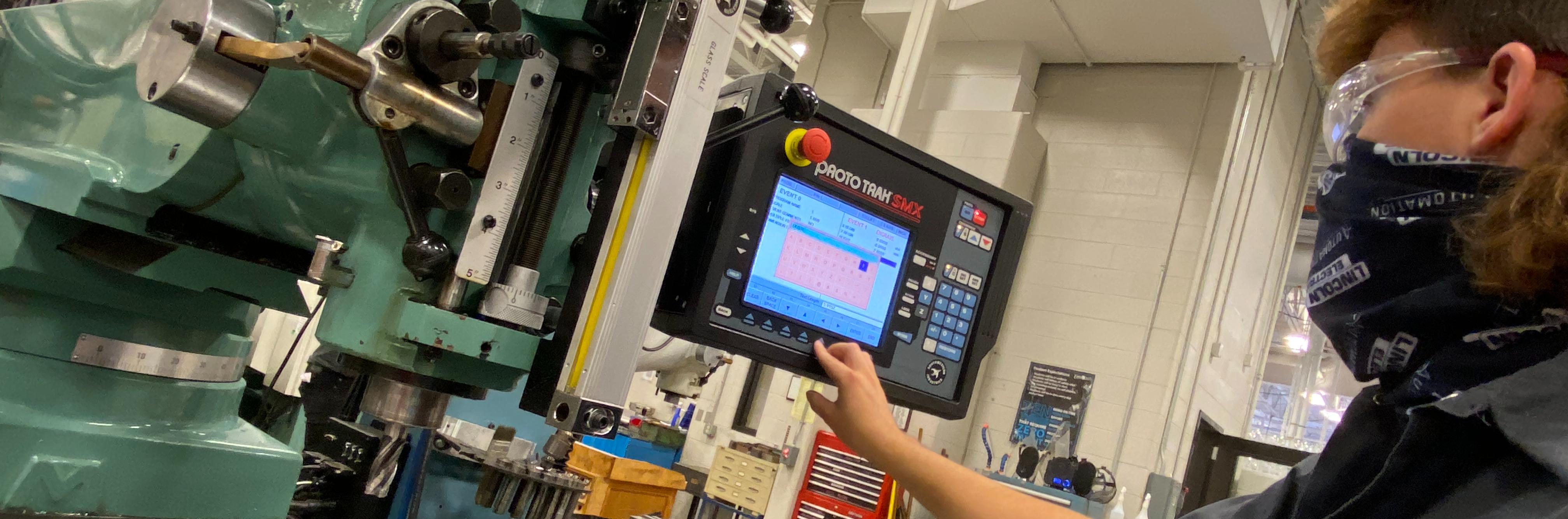 Manufacturing & Machining Lab