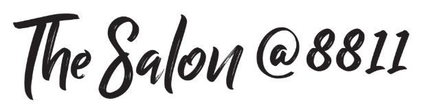 The Salon@8811 logo