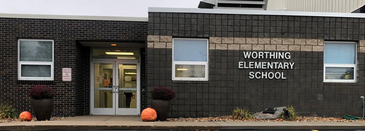 Worthing Elementary School building