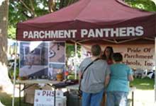 Parchment Panthers