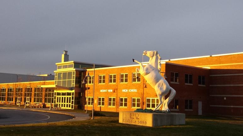 Mount View High School