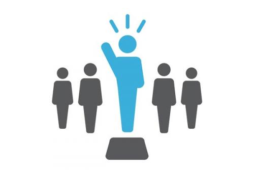 Leadership Group Icon