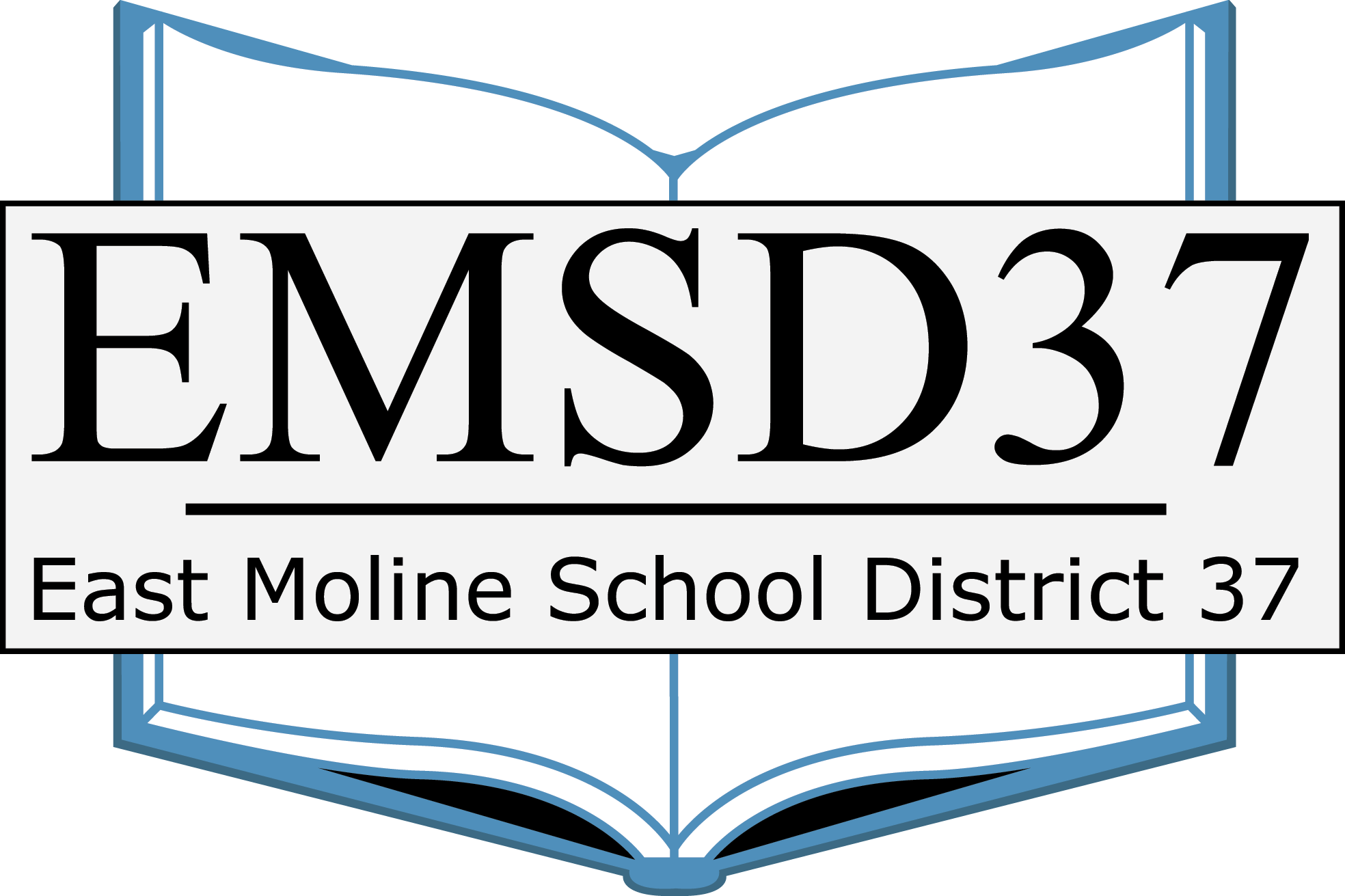 EMSD Logo Blue