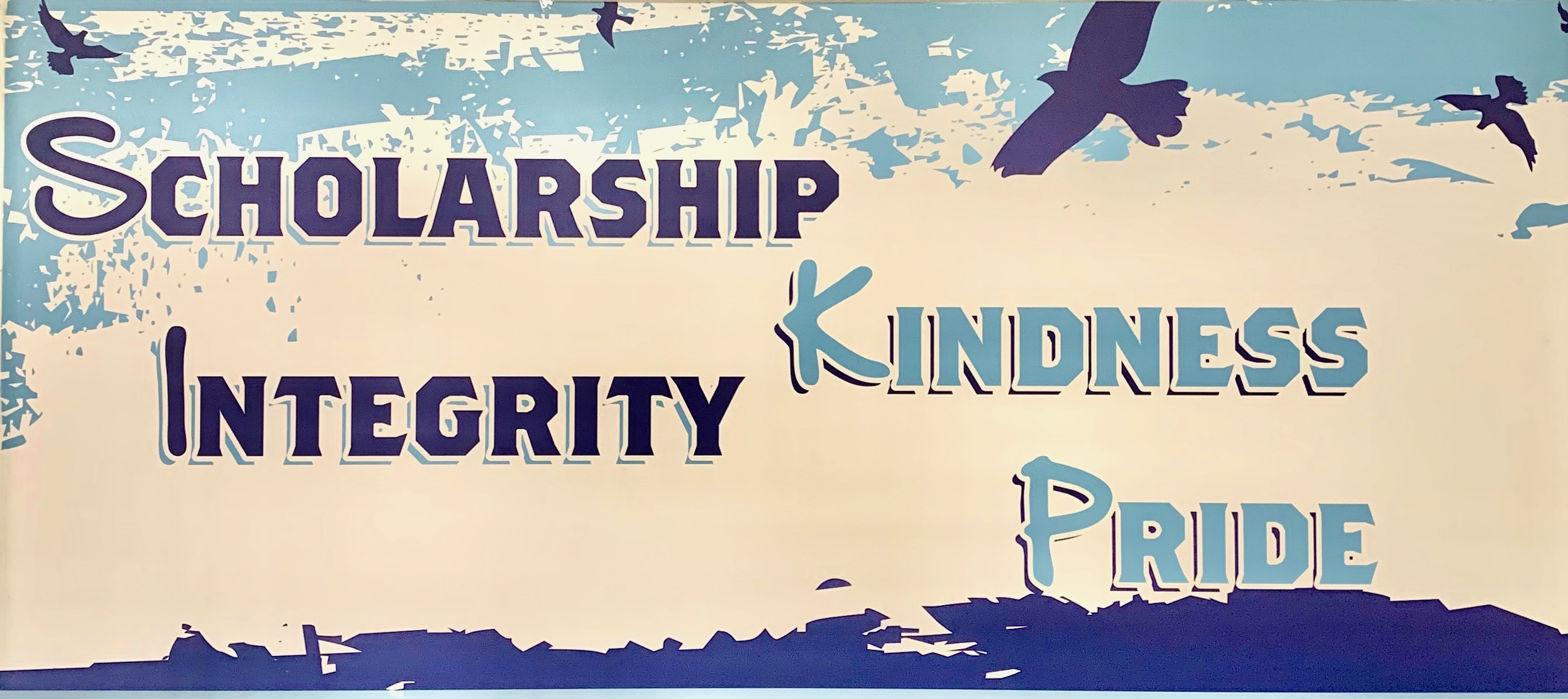 Scholarships, Integrity, Kindess
