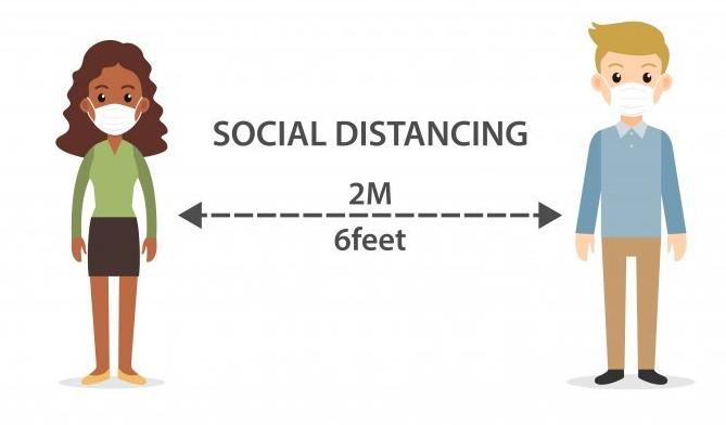 Social Distancing info