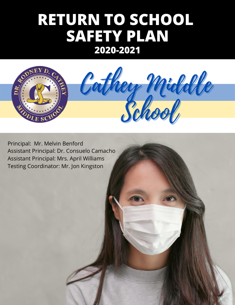 Return to School Safety Plan
