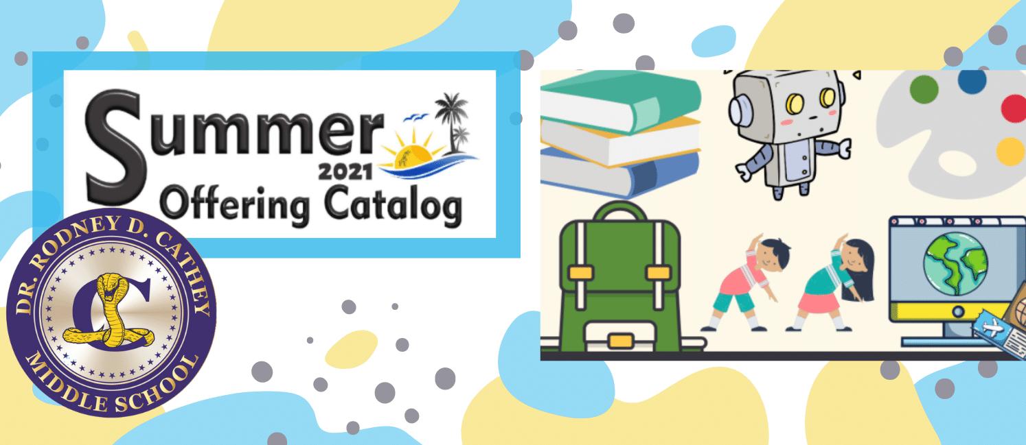 Summer Programs Catalog