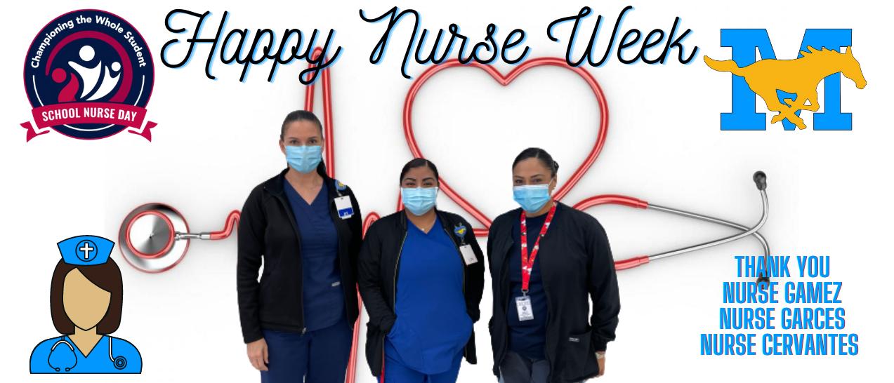 Happy Nurse Week!