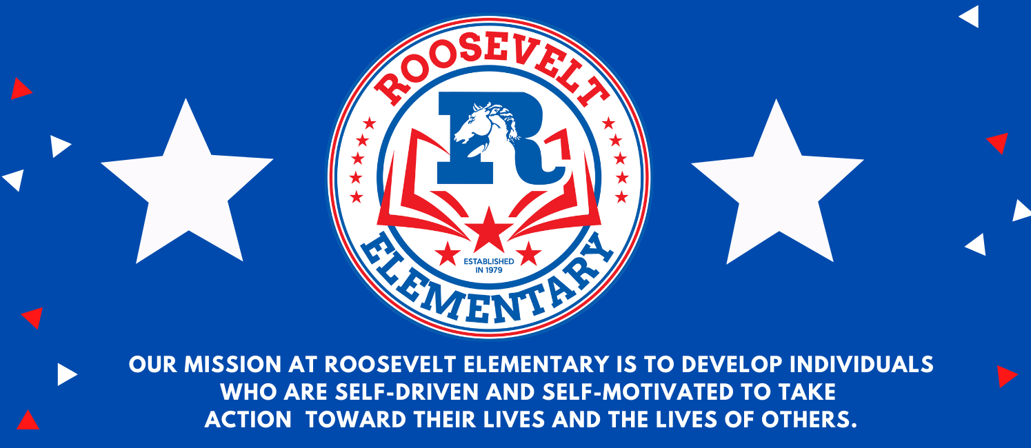 Roosevelt Elementary Logo and Mission