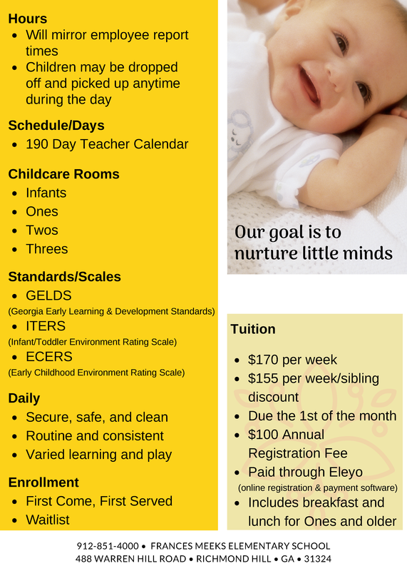 Bee childcare page 2
