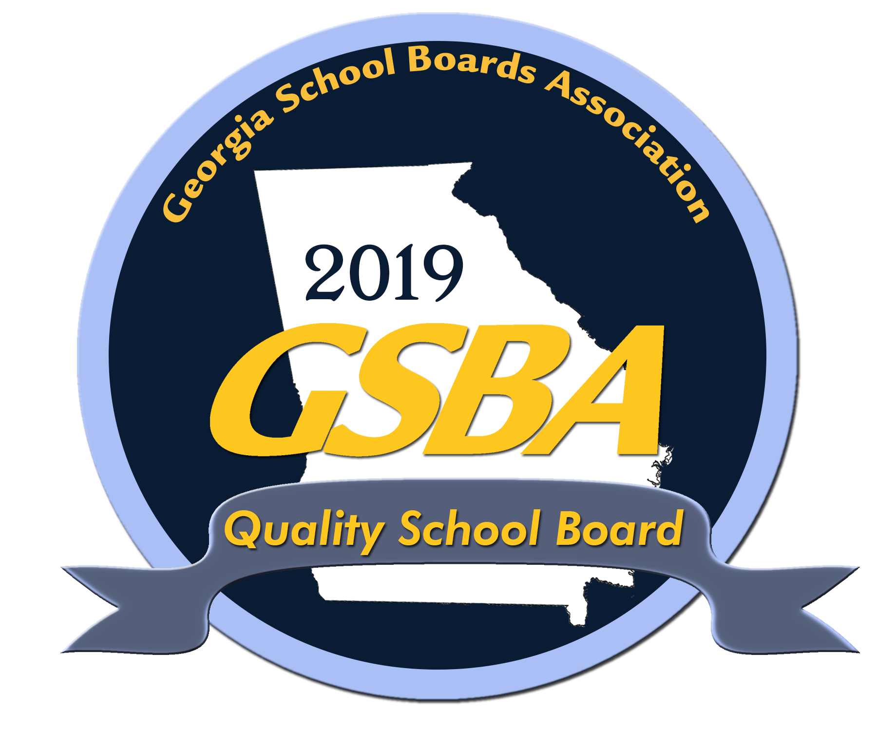 Georgia School Boards Association logo