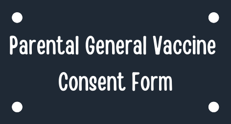 Parental Vaccine Consent Form
