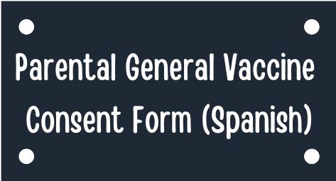 Parental Consent Form - Spanish