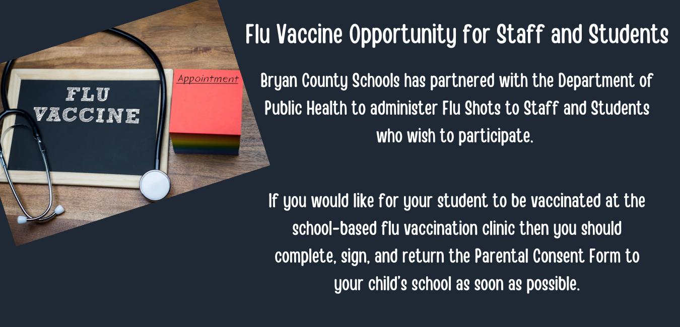 Flu Vaccine Opportunity