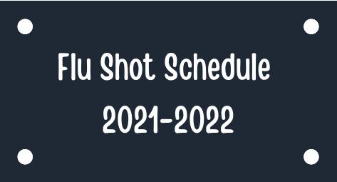 Flu Schedule