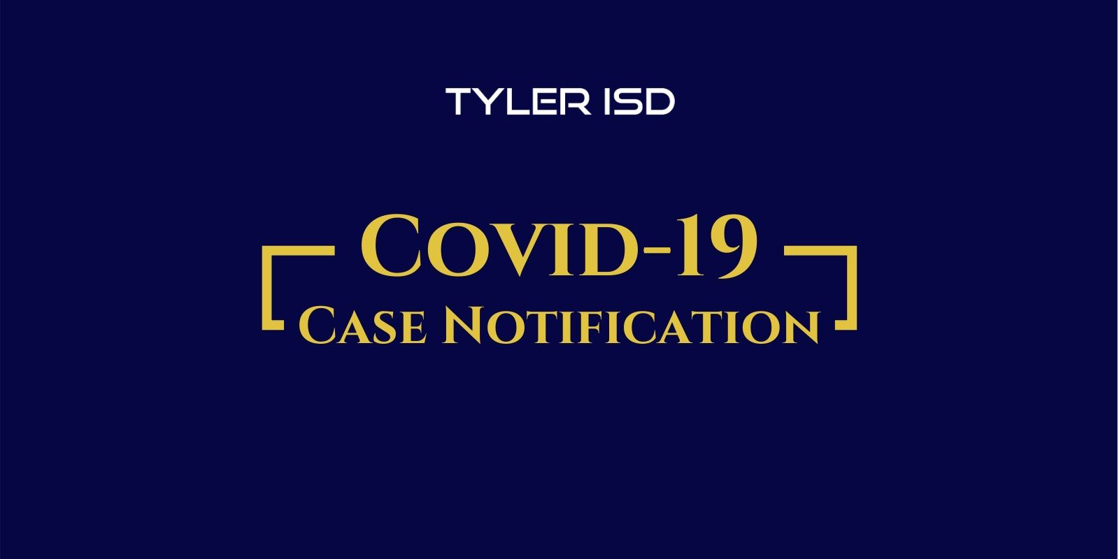 COVID-19 Case Notification