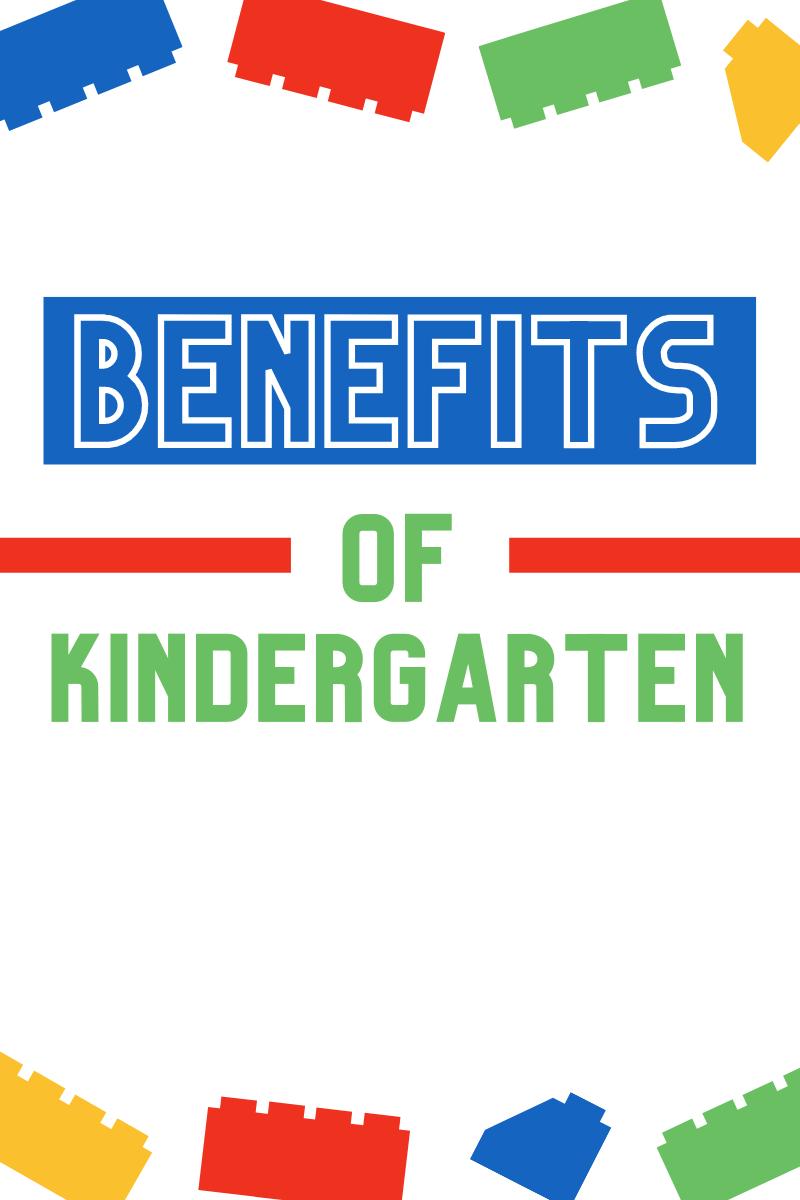 Benefits of kindergarten