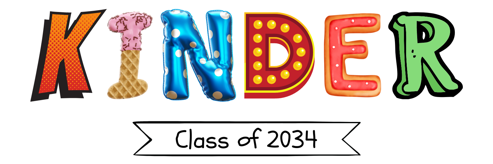 Kinder Class of 2034