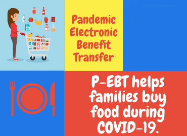 Pandemic Electronic Benefit Transfer - P-EBT helps families buy food during COVID-19