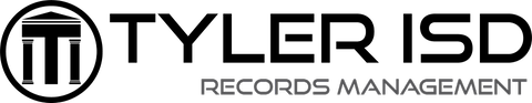 Tyler ISD Records Management