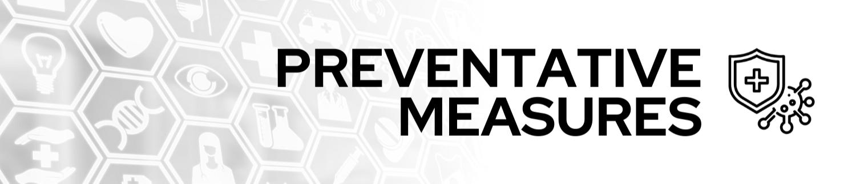 COVID-19 Preventative Measures