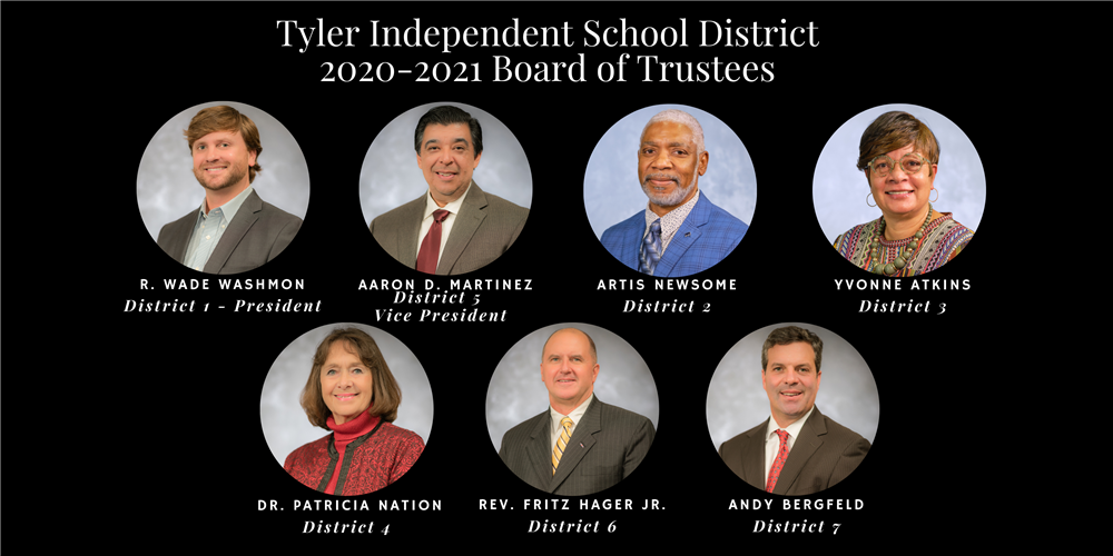 2020-2021 Board of Trustees