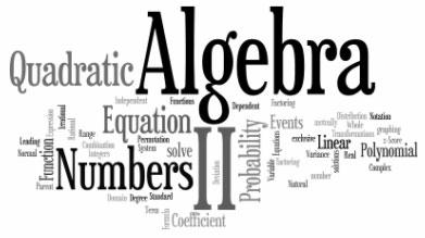 Alegbra II Numbers