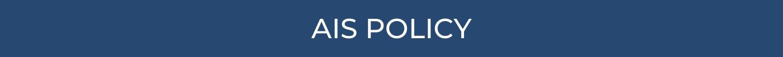 AIS POLICY
