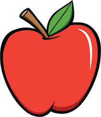 Image of an apple.