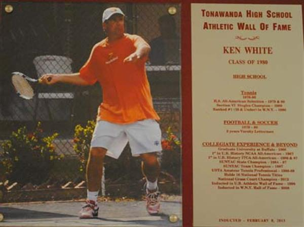 Photo of Ken White, Class of 1980.