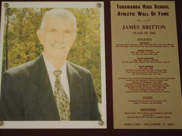 Photo of James Britton, Class of 1962.