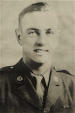 Photo of PFC Charles DeGlopper.