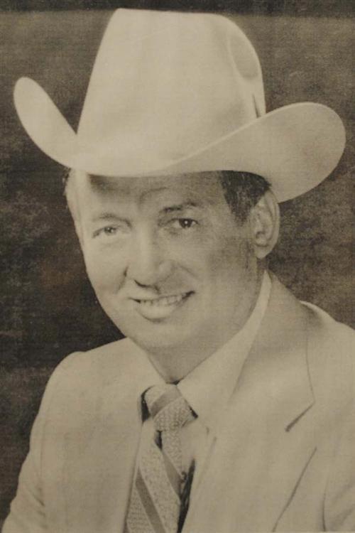 """Photo of """"Ramblin Lou"""" Schriver."""