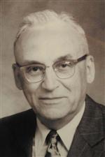 Photo of Willard Dittmar.