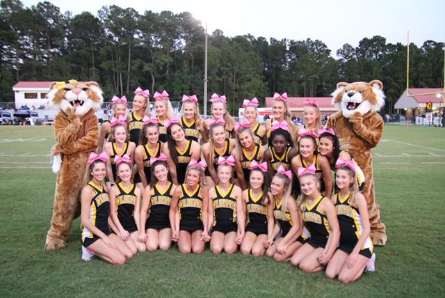RHHS Cheerleaders